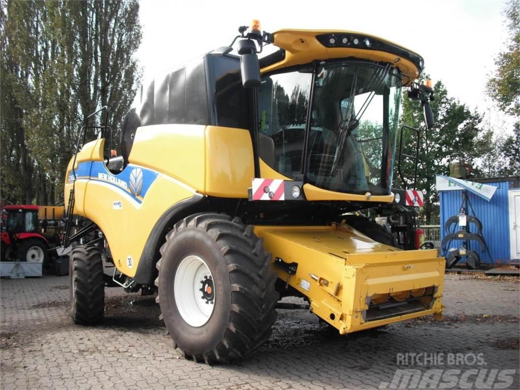 New Holland CX 6.80
