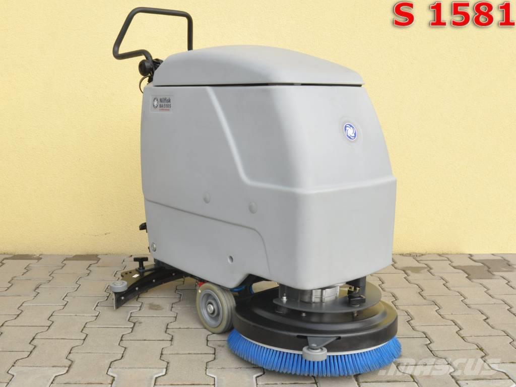 [Other] Scrubber dryer NILFISK BA 510 S