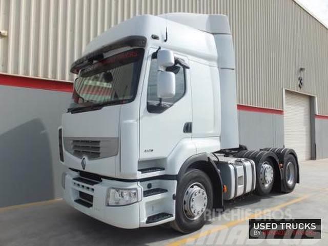 Renault Trucks Premium Route
