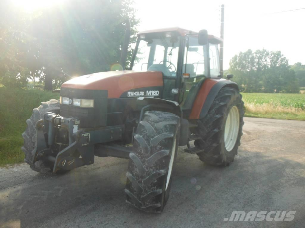new holland m 160 occasion prix  16 500  u20ac  ann u00e9e d