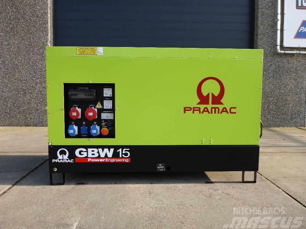 Pramac GBW 15 KVA - Yanmar