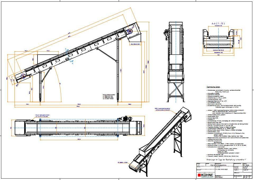 Kühne Förderanlagenbau GmbH BC800
