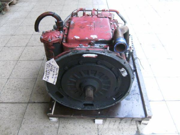 Voith Winkelgetriebe 863.3
