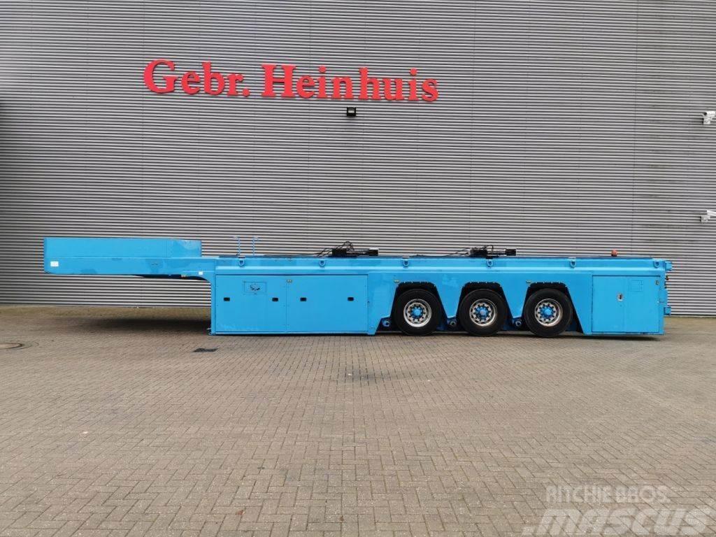 Faymonville Prefamax ILO-3 Innenlader 9500 mm Hydr. Suspension