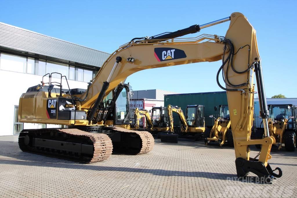 Caterpillar 336EL Hybrid