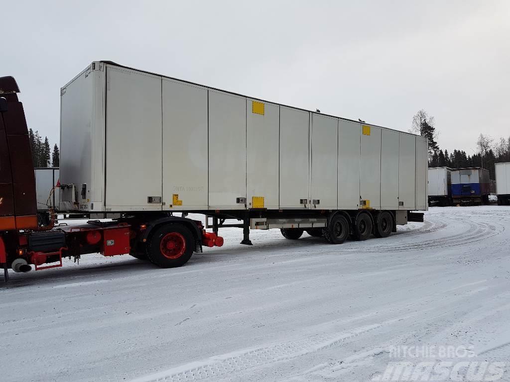 Ekeri Kapellikattopuoliperävaunu/ EGT252/Sisäk. 2,80m