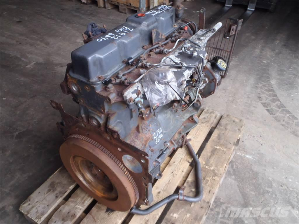 [Other] Engine Ford 6640