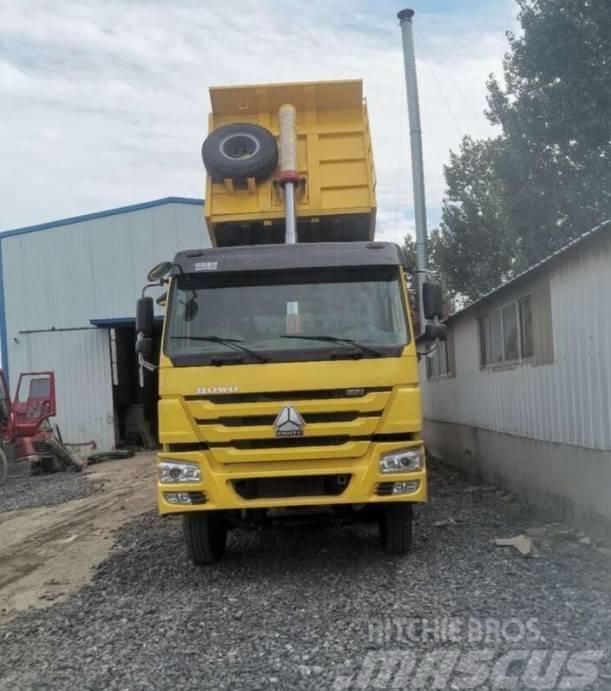 Howo dump truck 371