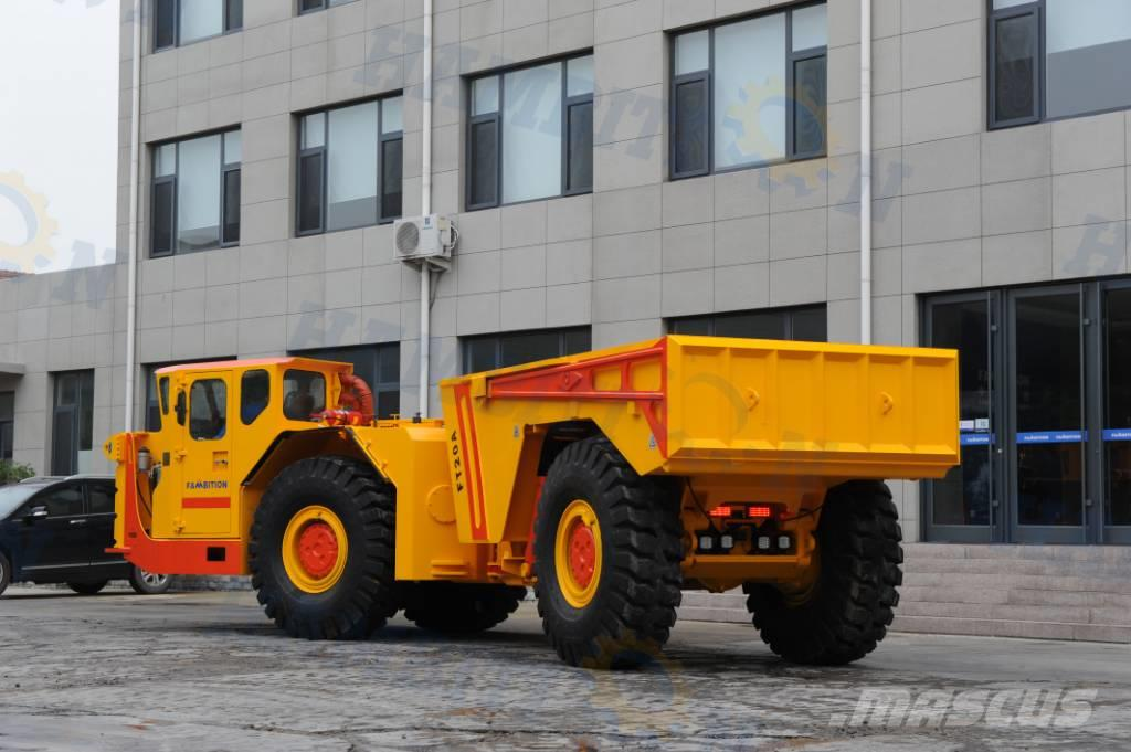 [Other] Hambition Diesel articulated underground dumper