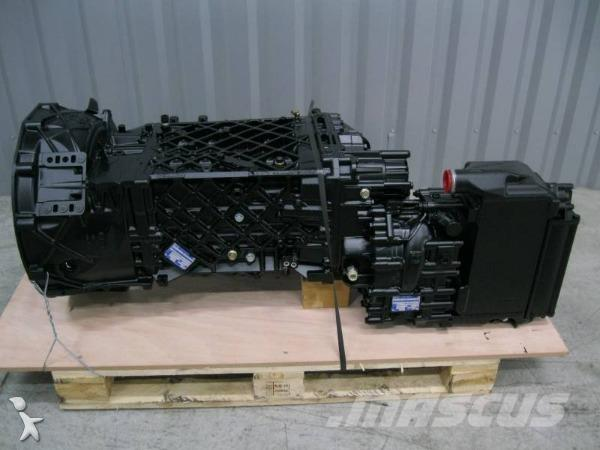 MAN TGA ZF16S2521IT