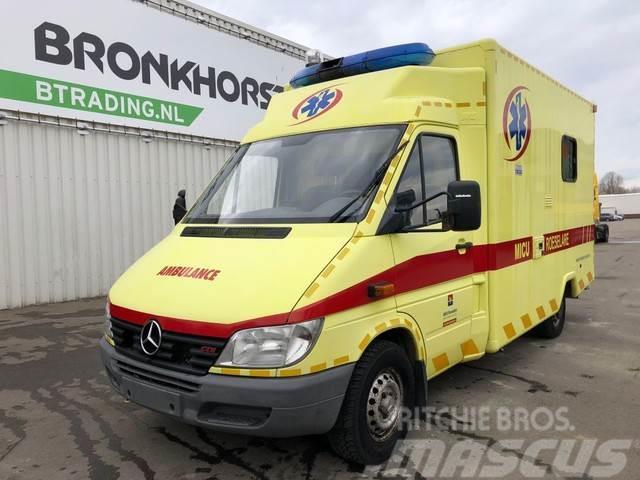 e6eda29012 Mercedes-Benz Sprinter 313 CDI AMBULANCE - 7054 - Ambulances