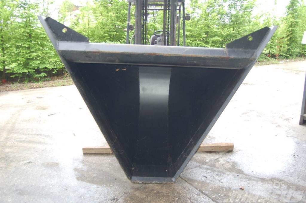 CASE Corazza-Trapezoidal bucket 56° Hardox 450 ton.35-4