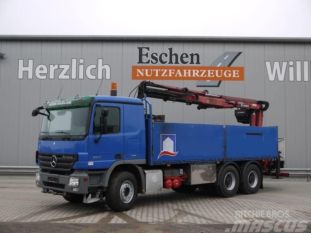 Mercedes-Benz 2641 L / 6x4, Obj.-Nr.: 0062/18