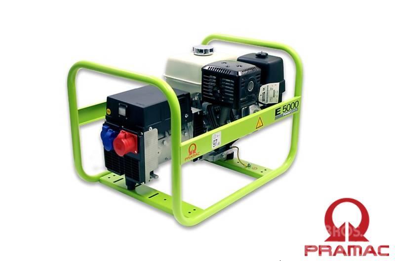 Pramac E5000 400/230V 6.3/3.8 kVA