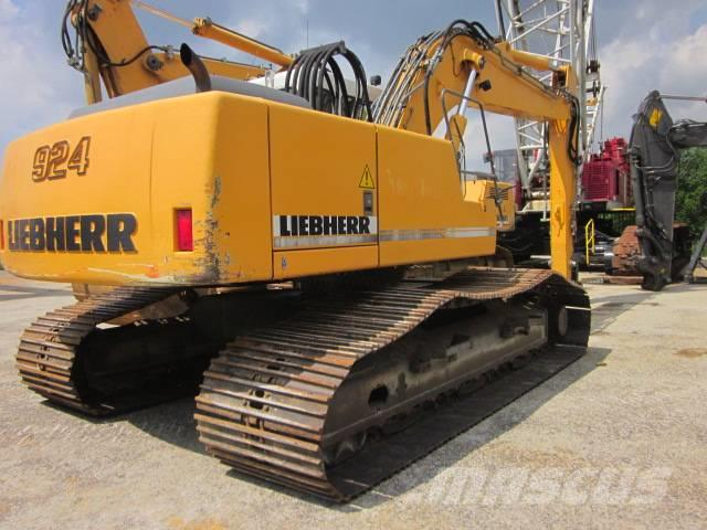 Liebherr R 924 B HD S L