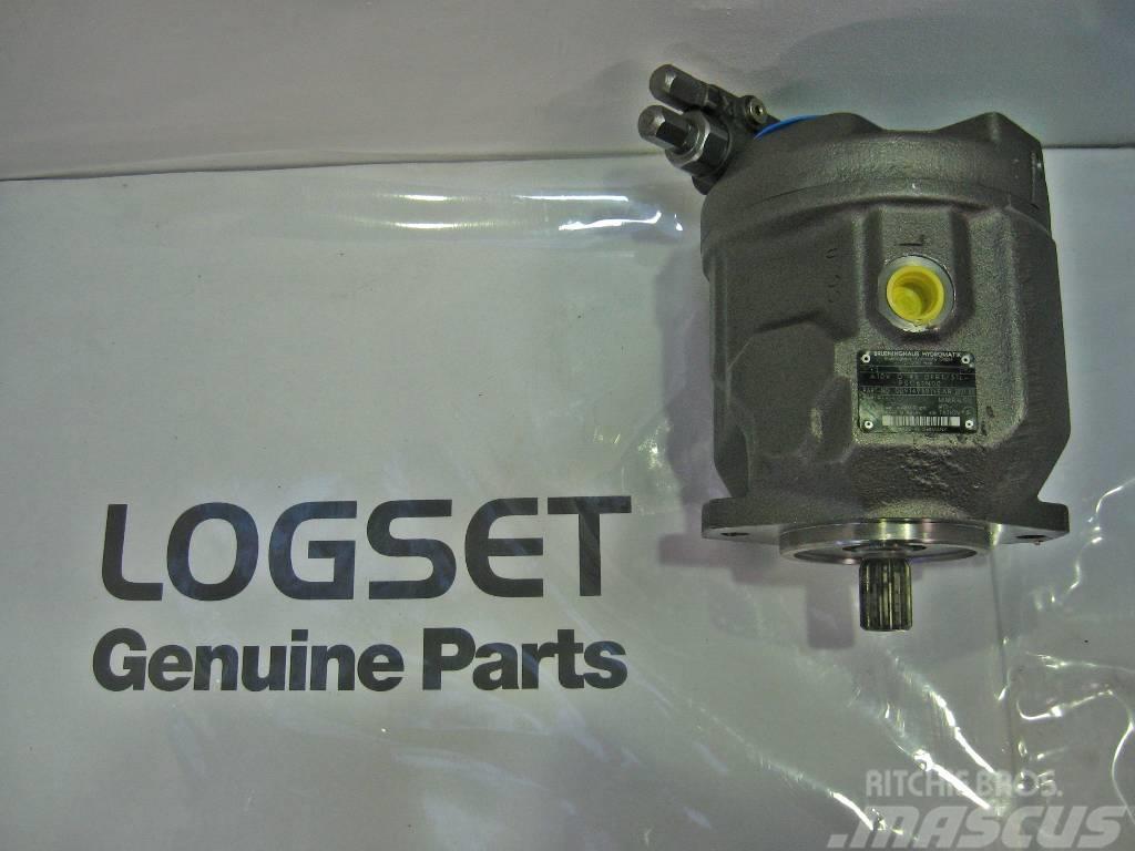 Rexroth A10V045DFR/30L-PSC61N00 työpumppu 45 CC