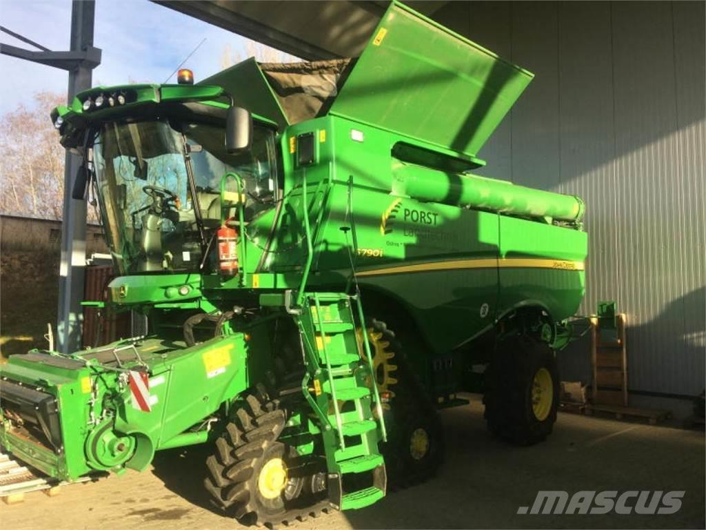 John Deere s790 i optional mit 735fd
