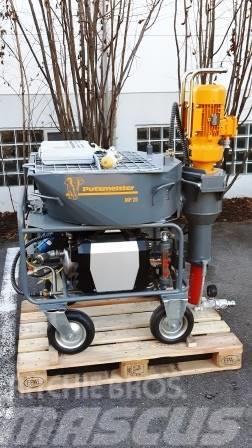 Putzmeister MP 25 Mixit Voltage 400Volt/50Hz