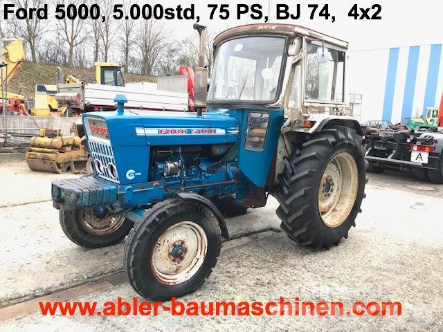 Ford 5000 Traktor 75 PS