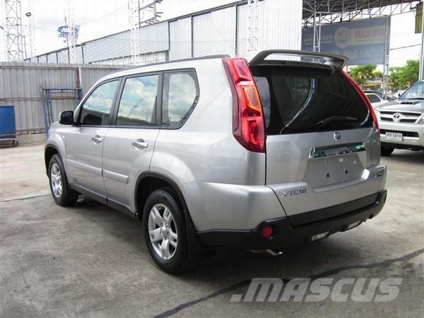 nissan x trail 2 0 at occasion ann e d 39 immatriculation 2010 voiture nissan x trail 2 0 at. Black Bedroom Furniture Sets. Home Design Ideas