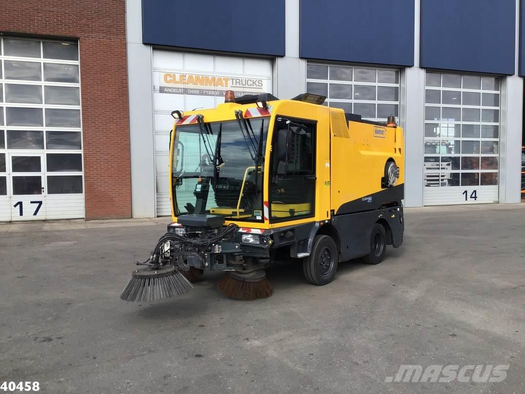 Schmidt Compact 400 Euro 5 with 3-rd brush