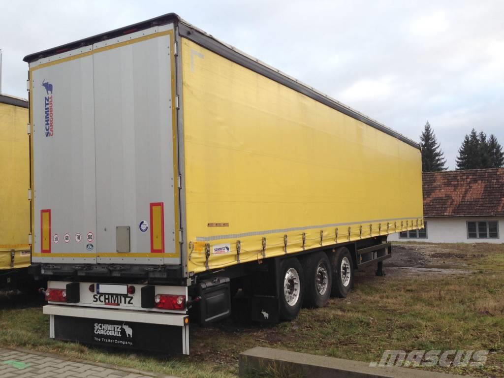 Schmitz Cargobull x 5 bucati vindem tot parcul SPR 24