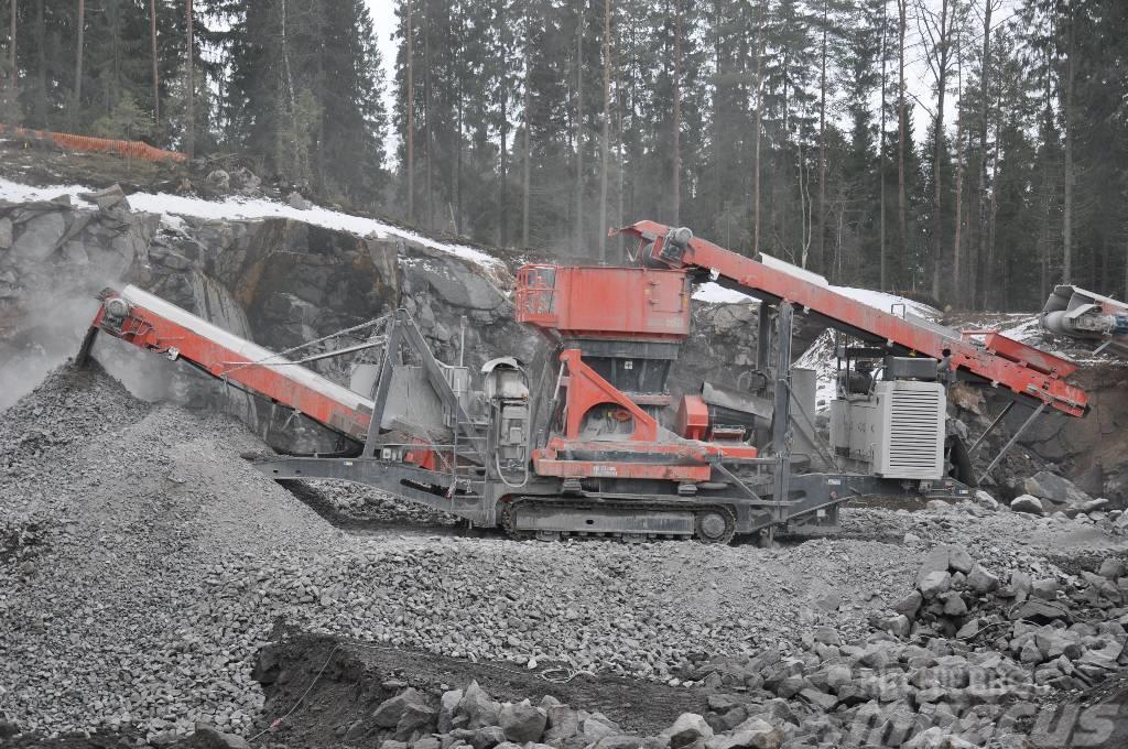 Sandvik Crushing Plant
