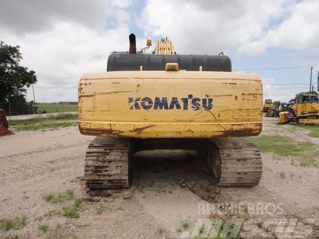 Komatsu PC 350 LC-8, 2008, Bandgrävare