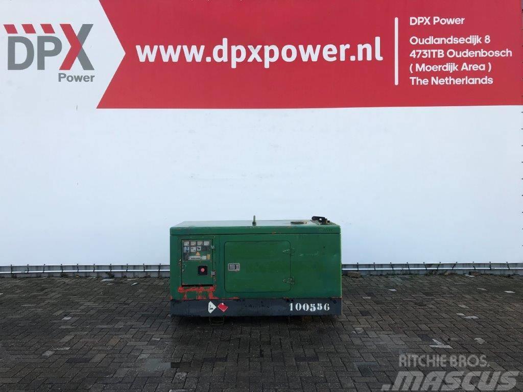 Himoinsa HIW-30 - Iveco - 30 kVA Generator - DPX-12169