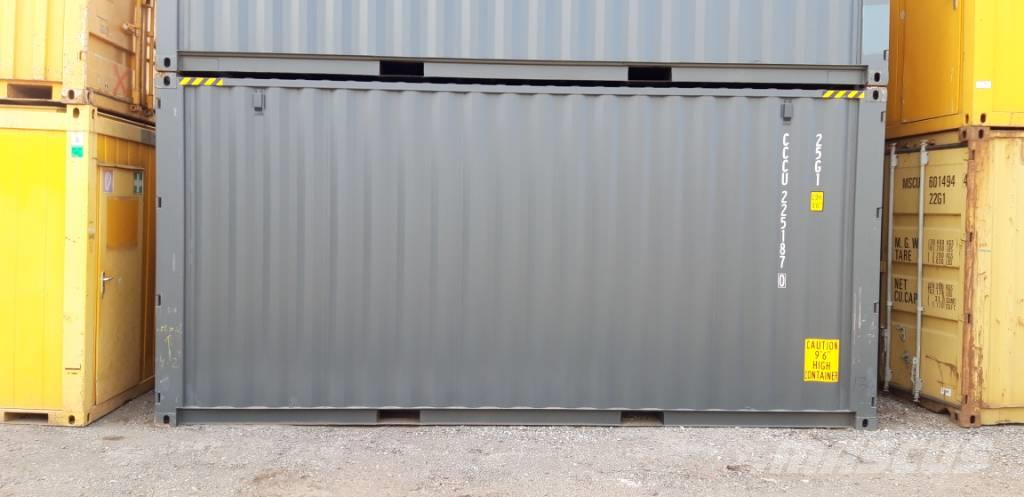 10 20 40 45 Fuss Container, Preis: 1.599 €, Schiffscontainer ...