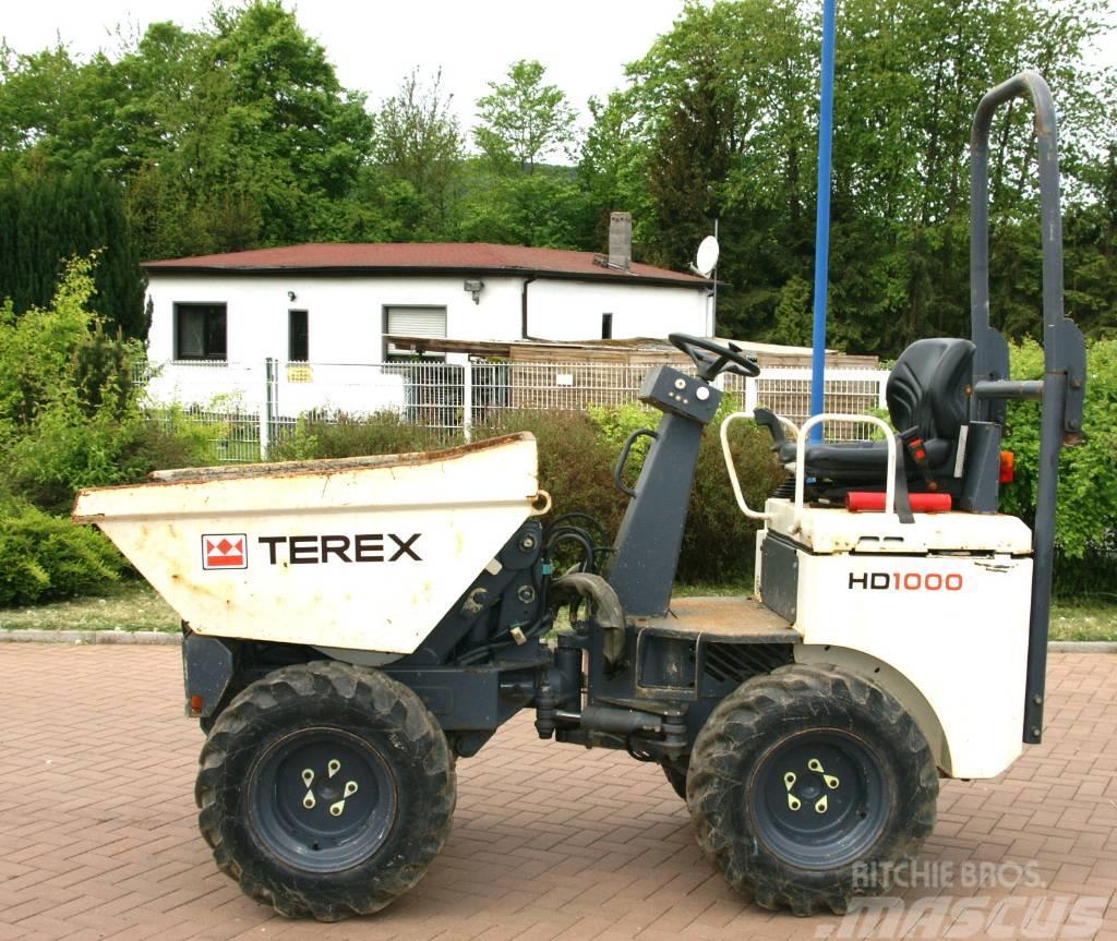 Terex HD1000 Hochkipp Dumper m. Beleuchtung