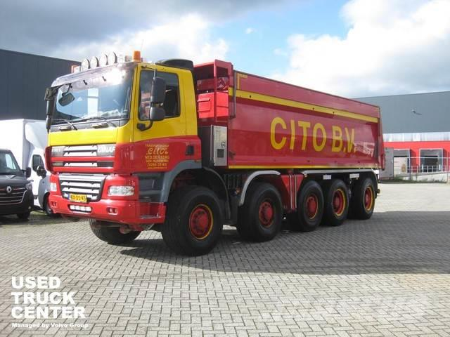 Ginaf X 5450 S 10x8 510 pk kipper / dump