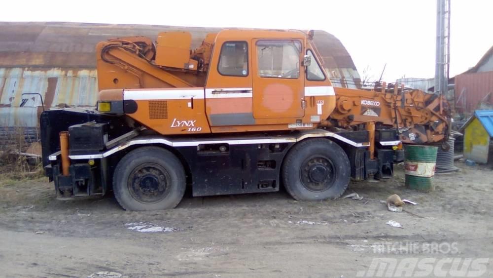 Kobelco RK 160-2