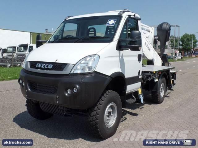 iveco daily 55s15wh occasion prix 102 500 camion nacelle iveco daily 55s15wh vendre. Black Bedroom Furniture Sets. Home Design Ideas