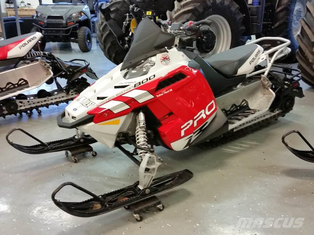 Polaris Switchback 800 ProR LE, Passa På !!