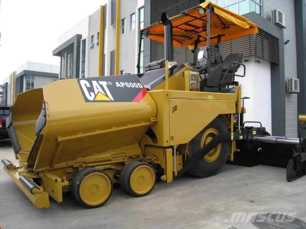 Caterpillar AP 600 D