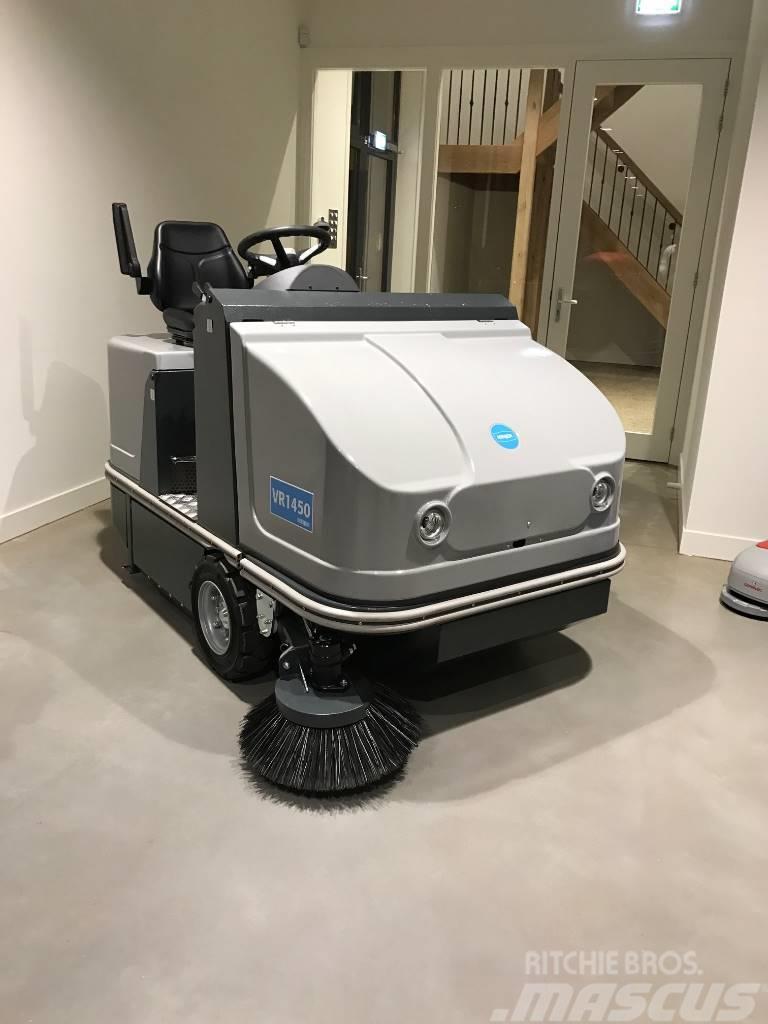 Meijer veegmachine VR 1450 D