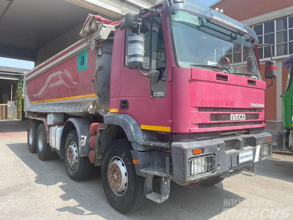 Iveco Eurotrakker 410 E44 H
