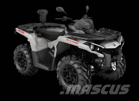 Can-am Outlander 1000 PRO T3