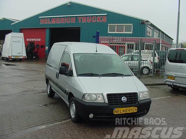 Fiat Scudo 1.0 DIESEL 51 KW