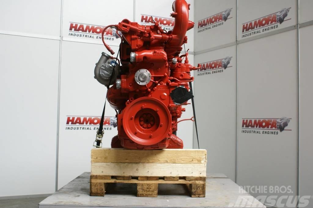 MAN D2866 LOH 01 2/3/6/7/9/20/23/28, 2010, Motorer