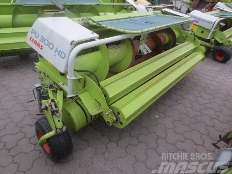 CLAAS PU 300 HD C
