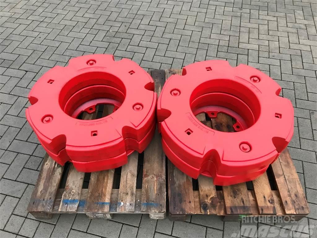 Fendt 2 x 600 kg