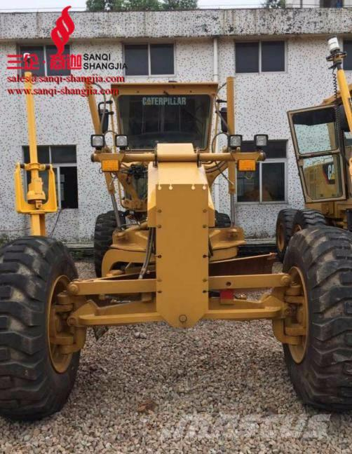 Caterpillar 140K Motor Grader  **Year 2015**