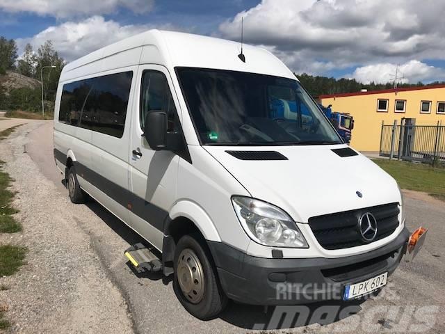 Mercedes-Benz Sprinter 516 Buss 19 pass/ lift -11