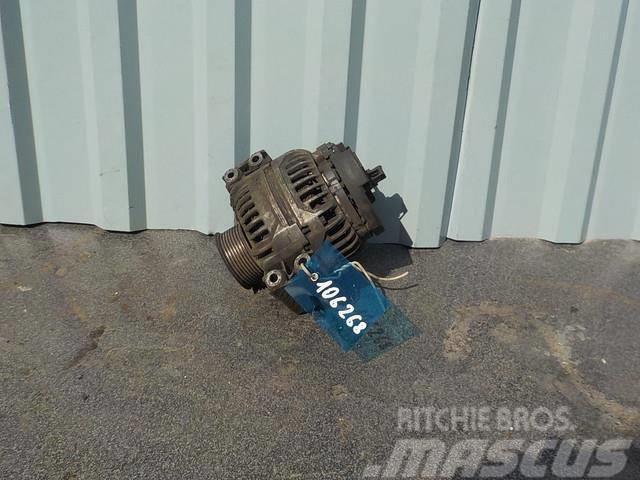 Scania 4 series Alternator 1777464 0124655007 0986047820