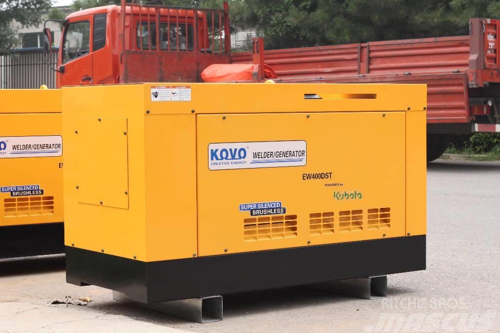 Used Kovo DIESEL WELDER GENERATOR EW400DST welding machines Year