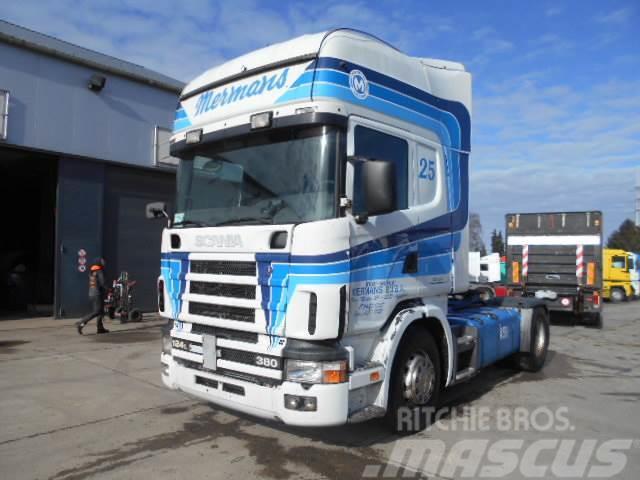 Scania 114-380 Topline