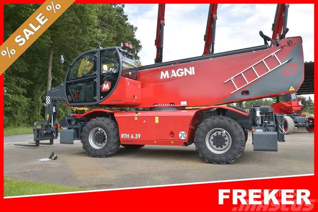 Magni RTH 6.39 Roto / MRT (39m).. Funk .. NEW - NEW