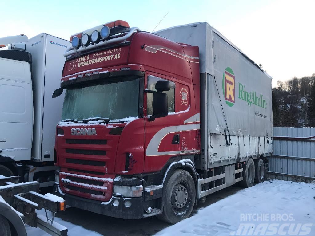 Scania R480 LB6x2HNB